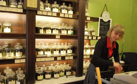 Teekauppa Ounce teen päivä 4