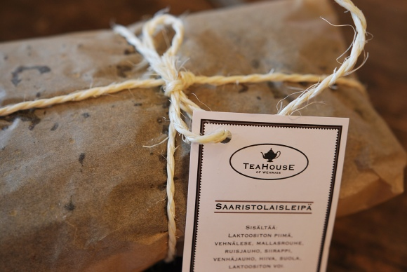 TeaHouse of Wehmais saaristolaisleipä