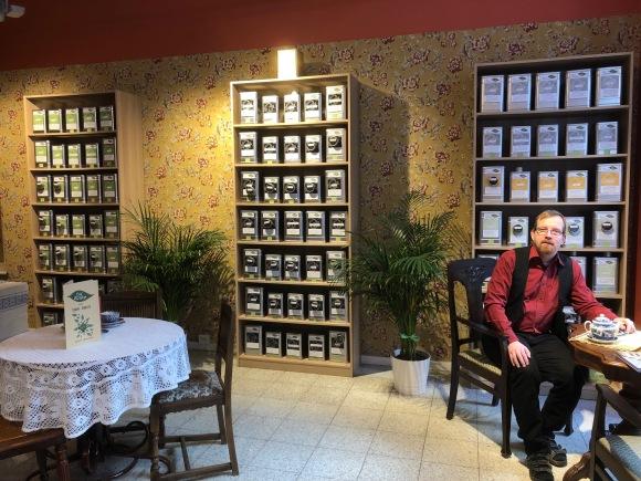 Old Tea Shop