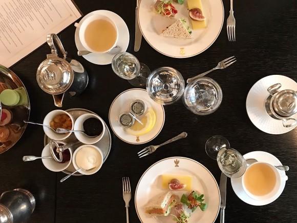 Kämp Afternoon Tea 1