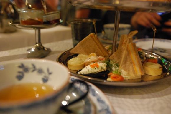 Salutorget afternoon tea